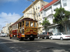A cable-less cable car